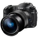 【送料無料】SONY DSC-RX10M4 ブラック Cyber-shot(サイバーショット) [デジタルカメラ (2010万画素)]
