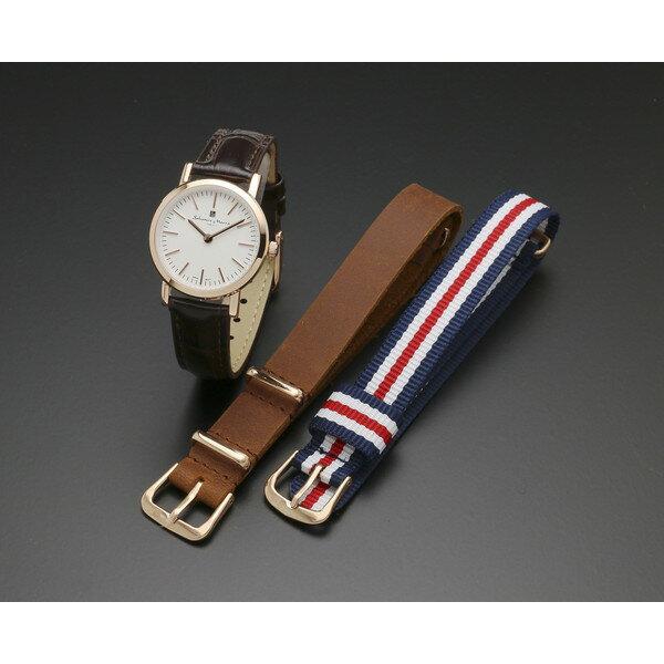 【送料無料】Salvatore Marra SM17151-PGWH/2 [クォーツ腕時計 (レディース)]