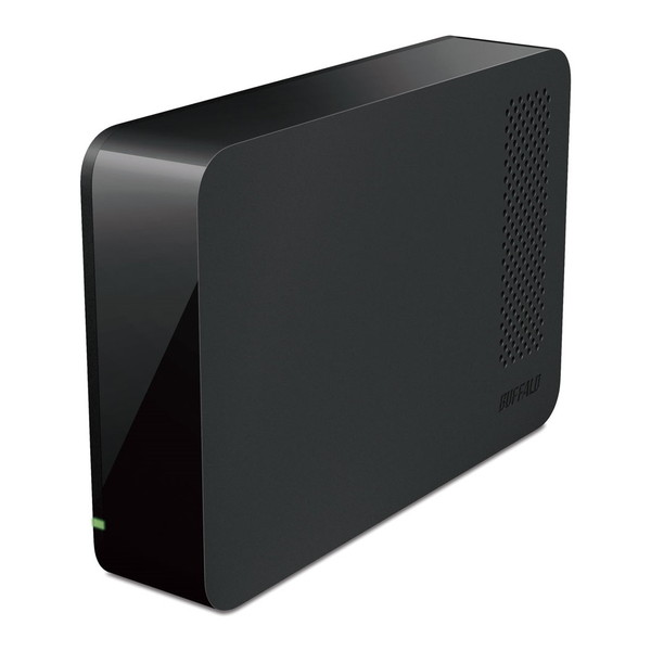 【送料無料】BUFFALO HD-NRLC3.0-B ブラック [外付けハードディスク(3TB・USB3.1/USB3.0/USB2.0)]