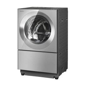 PANASONIC NA-VG2500L プレミアムステンレス Cuble [ドラム式洗濯乾燥機 (洗濯10.0kg/乾燥5.0kg) 左開き]