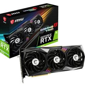 MSI GeForce RTX 3070 GAMING X TRIO [グラフィックスカード]