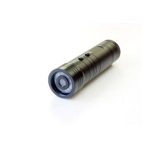 ファミリー・ライフ 自転車用ドライブレコーダー ライト付 ブラック(a23945) メーカー直送