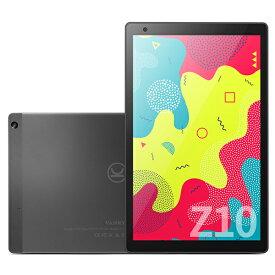 VANKYO Z10 [タブレットPC 10.1インチ/Android 9.0/デュアルカメラ]IPS フルハイ GPS HDMI 大画面出力 動画 漫画 音楽 読書 学習 高解像度カメラ Wifi