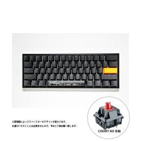 【正規代理店】 Ducky ダッキー ゲーミングキーボードdk-one2-rgb-mini-red-rat 赤軸 ブラック One2 Mini RGB Red /Rat メカニカルキーボード PC用キーボード [ゲーミングキーボード(英語配列/赤軸)/USB接続/有線]