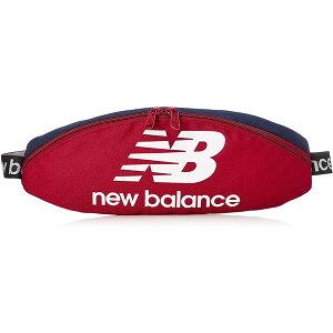 New Balance JABL9718 NCR OSZ ウエストポーチ ネオクリムゾン
