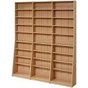 1cmピッチ 文庫本収納ラック 幅150 薄型 ワイド ブックシェルフ 高さ 180 木製 大容量 書斎収納 700冊以上 FRM-0011-L…