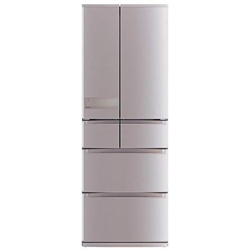 【送料無料】MITSUBISHI MR-JX52C-N ローズゴールド 置けるスマート大容量 JXシリーズ [冷蔵庫 (517L・フレンチドア)]