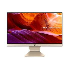 ASUS V222FAK-BA127T Vivo AiO [デスクトップパソコン 21.5型 / Win10 Home / Office搭載]10世代 intel Corei3 一体型 SSD Home and Business 狭額ベゼル ワイヤレスキーボード 在宅