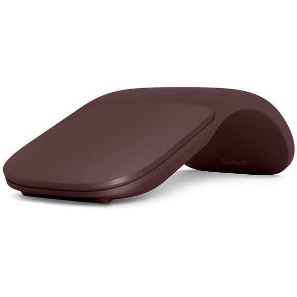 【送料無料】マイクロソフト CZV-00017 バーガンディ [Surface Arc Mouse]