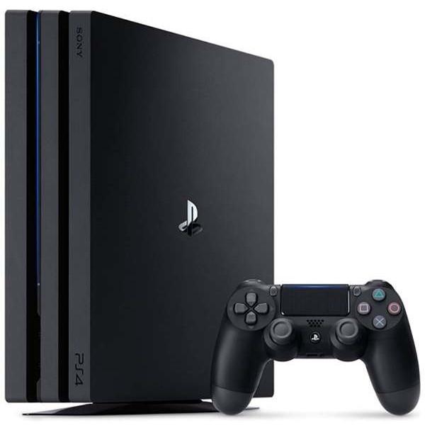 【送料無料】SONY CUH-7100BB01 ジェット・ブラック [PlayStation4 Pro(HDD 1TB)] CUH7100BB01