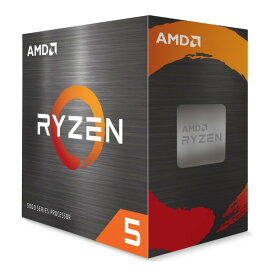 AMD 100-100000065BOX Ryzen 5 5600X BOX [CPU]