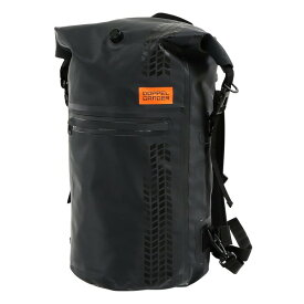 DOPPELGANGER DBT420-BK ブラック [ターポリンデイパック]