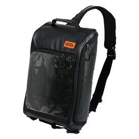 DOPPELGANGER DBT392-BK ブラック [ターポリンタンクバッグ ]