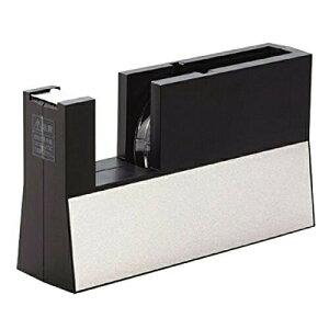 NICHIBAN 1318-TC-CBK6 テープカッター 直線美小巻用 黒