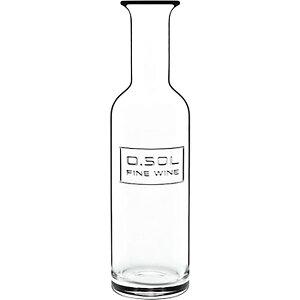 ベストコ ND-2574 ワインボトル 0.5L ガラス ルイジ 保存容器 ボトル イタリア製