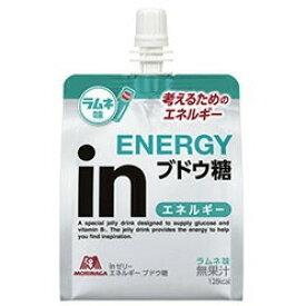 森永製菓 inゼリー エネルギー ブドウ糖 180g