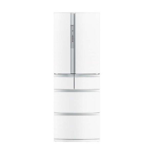 【送料無料】MITSUBISHI MR-RX46C-W クロスホワイト 置けるスマート大容量 RXシリーズ [冷蔵庫(461L・フレンチドア)] 【代引き・後払い決済不可】【離島配送不可】