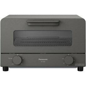 PANASONIC NT-T501-H グレー [ オーブントースター 1200W 4枚焼き対応 ]