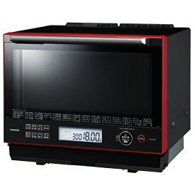 東芝 ER-WD3000-R グランレッド 石窯ドーム [過熱水蒸気オーブンレンジ(30L)]
