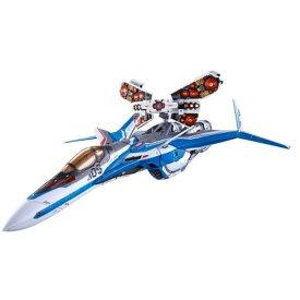BANDAI SPIRITS DX超合金 劇場版マクロスΔ絶対LIVE!!!!!! VF-31Jジークフリード(ハヤテ・インメルマン機) フォールドプロジェクションユニット装備
