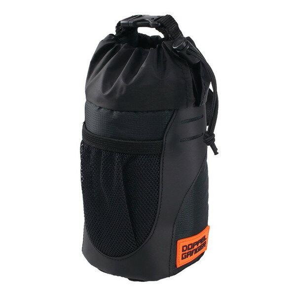 DOPPELGANGER DBF459-BK ブラック [メガマウス ステムバッグ]