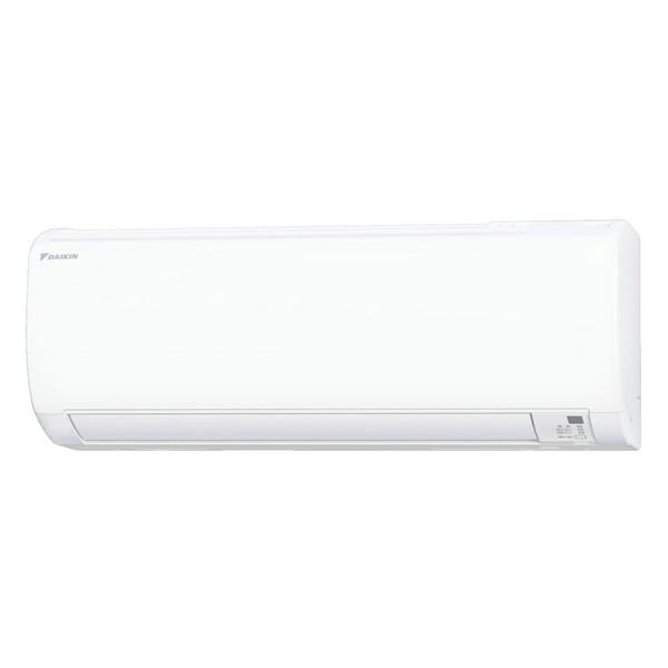 【送料無料】【早期工事割引キャンペーン実施中】 DAIKIN S25VTES-W ホワイト Eシリーズ [エアコン (主に8畳用)] S25VTESW