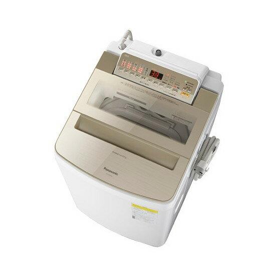 【送料無料】PANASONIC NA-FW90S6 シャンパン [洗濯乾燥機(洗濯9.0kg/乾燥4.5kg)]