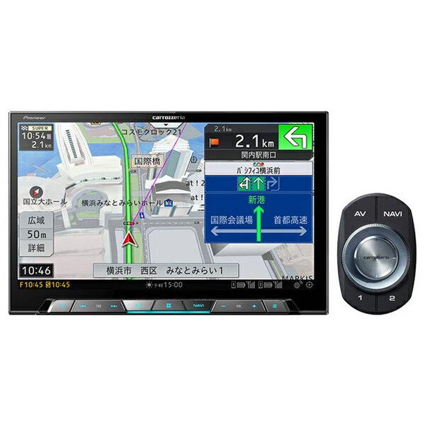 【送料無料】PIONEER AVIC-CL902 サイバーナビ [8V型ワイドXGA地上デジタルTV/DVD-V/CD/Bluetooth/USB/SD/チューナー・DSP AV一体型メモリーナビゲーション]