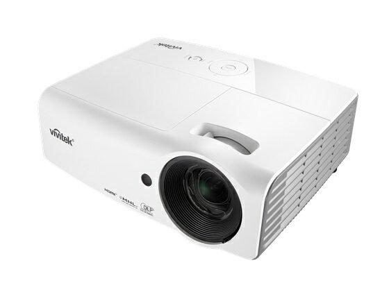 【送料無料】 プロジェクタ VIVITEK DH559ST 単焦点 DLP 16:9 WUXGA ( 1920x1080 ) 3D対応 HDMI端子 水銀ランプ光源ホーム ビジネス スクール