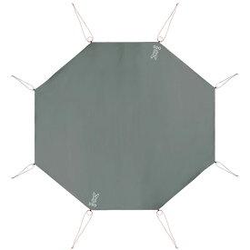 DOD GS8-563-GY グレー [ワンポールテントL用グランドシート(8人用)] アウトドア キャンプ