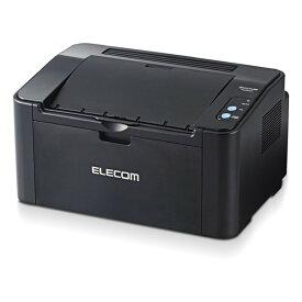 ELECOM EPR-LS01W モノクロレーザープリンタ WiFi接続 スマホ・タブレット対応 メーカー直送