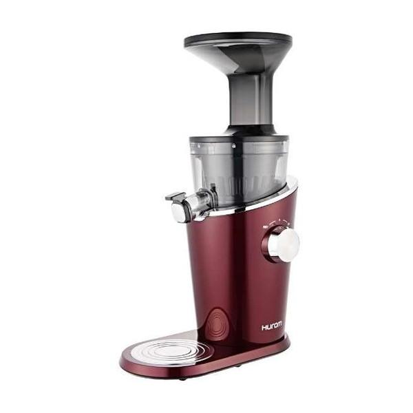 【送料無料】スロージューサー HUROM(ヒューロム)アドバンスド100 低速ジューサー H-100-EBAA01 ワイン H100EBAA01