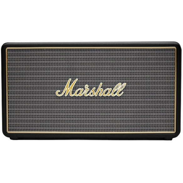 【送料無料】Marshall ZMS-04091390 Stockwell Black [Bluetooth スピーカー]