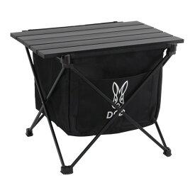 DOD GM1-598-BK ブラック [ステルスエックスミニ] アウトドア キャンプ レジャー ゴミ箱 おしゃれ