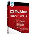 【送料無料】McAfee マカフィー リブセーフ 3年版 [ウイルス対策ソフト]