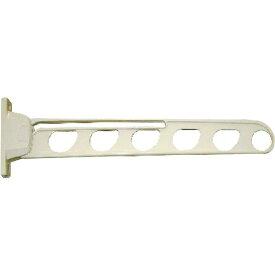 水上金属 NEW DEXスイング物干金物 450mm ホワイト 【0901-00542】