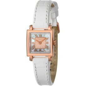 FENDI F604524541 ホワイトパール クアドロ ミニ [クォーツ腕時計(レディースウオッチ)] 【並行輸入品】