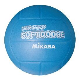 MIKASA LD-B [ソフトドッジ0号(小学生用) PVC 青]
