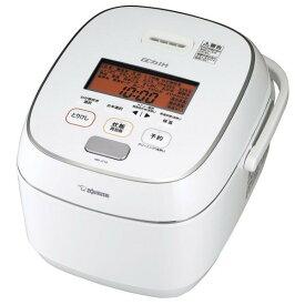 象印 NW-JT18-WA ホワイト 極め炊き [圧力IH炊飯器(1升炊き)] NWJT18WA