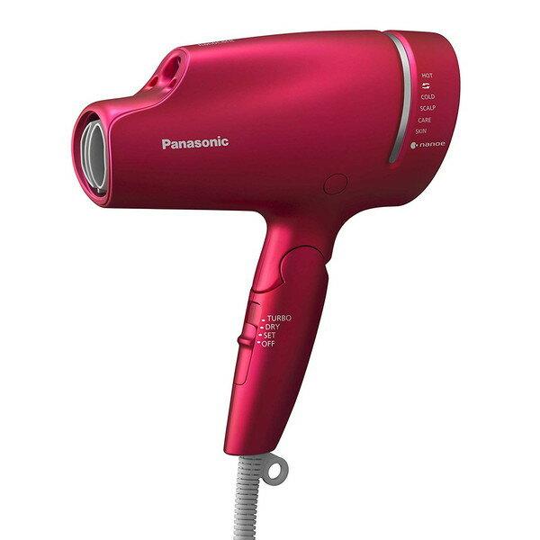 【送料無料】パナソニック ドライヤー ナノケア EH-NA9A-RP ルージュピンク PANASONIC ナノイー 髪質改善 まとまる 速乾 スカルプ 贈り物におすすめ EH-NA99の後継品 EHNA9A