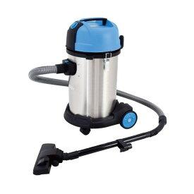 日動工業 NVC-S35L [乾湿両用爆吸クリーナー(35L)]業務用掃除機 店舗 車 車内 オフィス 会社 電気掃除機 フィルター ブラシ 隙間 自動車 吸引力 現場 コンクリ 粉じん 水洗い 水回り