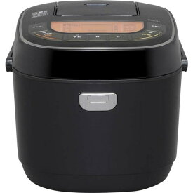 【送料無料】アイリスオーヤマ RC-MC10-B ブラック 米屋の旨み 銘柄炊き [マイコン炊飯器(1升炊き)]