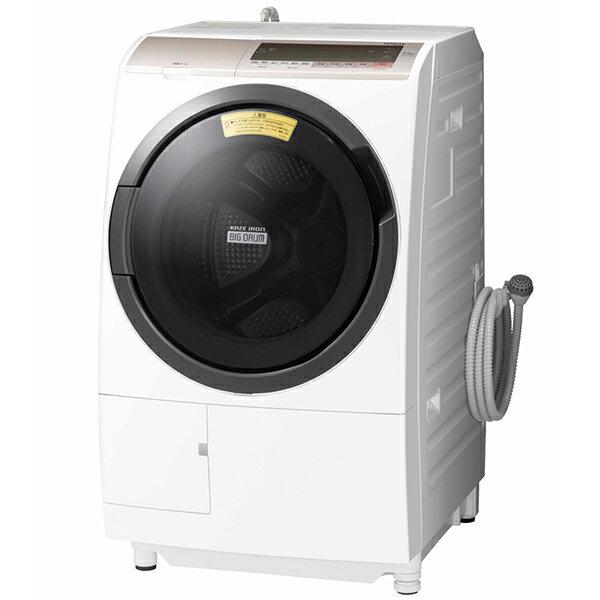 【送料無料】日立 BD-SV110CL シャンパン ビッグドラム [ななめ型ドラム式洗濯乾燥機 (11kg) 左開き]