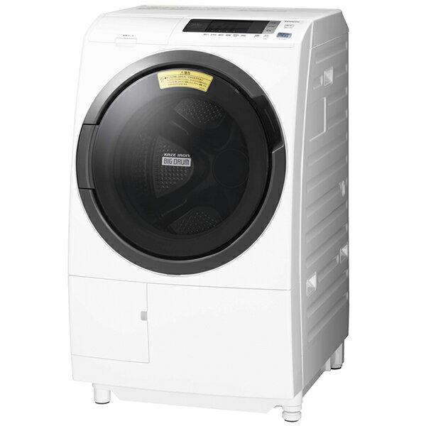 【送料無料】日立 BD-SG100CL ホワイト ビッグドラム [ななめ型ドラム式洗濯乾燥機 (10kg) 左開き]