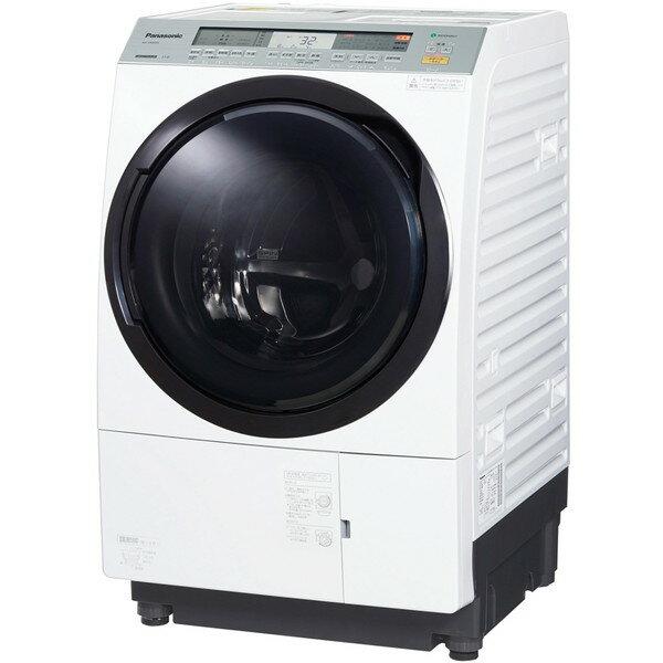【送料無料】PANASONIC NA-VX8900L クリスタルホワイト [ななめ型ドラム式洗濯乾燥機(洗濯11.0kg/乾燥6.0kg)左開き]