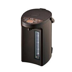 象印 CV-GB40-TA ブラウン VE電気まほうびん 優湯生 マイコン沸とう電気ポット 4.0L CVGB40 スピード沸とう まほうびん保温 沸とうセーブ 5段階保温設定 傾斜湯もれ防止 転倒湯もれ防止 自動給湯ロック