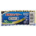 maxell LR03(GD)10P [アルカリ単4形乾電池(10本入り)]