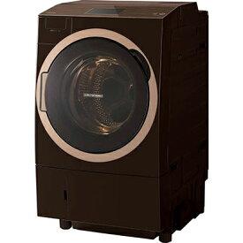 【送料無料】東芝 TW-127X7L(T) グレインブラウン ZABOON [ドラム式洗濯乾燥機 (洗濯12.0kg/乾燥7.0kg) 左開き ウルトラファインバブルW搭載 ] 【代引き・後払い決済不可】【離島配送不可】