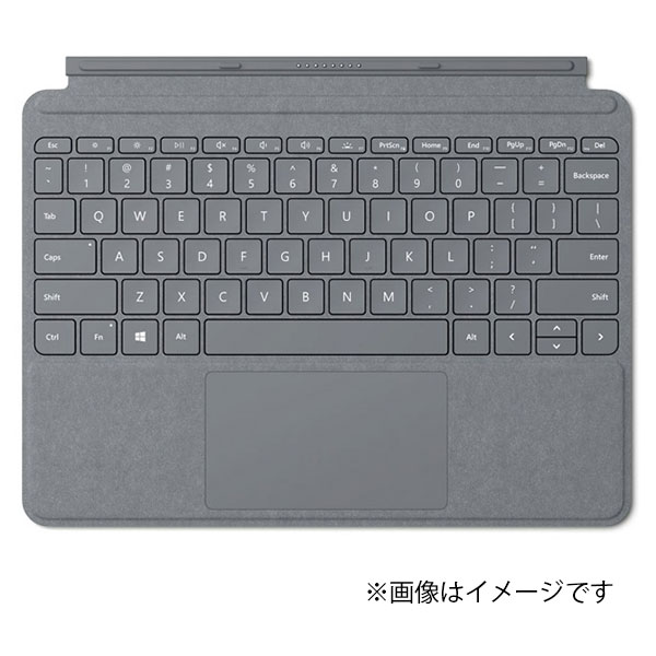 【送料無料】マイクロソフト KCS-00019 プラチナ [Surface Go Signature タイプ カバー]