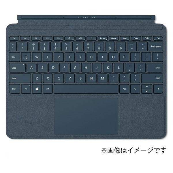 【送料無料】マイクロソフト KCS-00039 コバルトブルー [Surface Go Signature タイプ カバー]